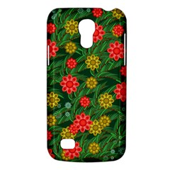 Completely Seamless Tile With Flower Galaxy S4 Mini by Simbadda