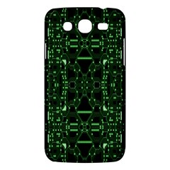 An Overly Large Geometric Representation Of A Circuit Board Samsung Galaxy Mega 5 8 I9152 Hardshell Case  by Simbadda