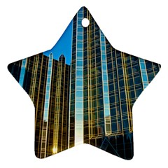 Two Abstract Architectural Patterns Ornament (star) by Simbadda