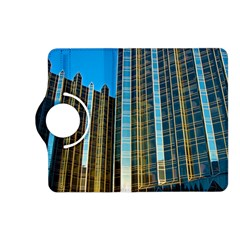 Two Abstract Architectural Patterns Kindle Fire Hd (2013) Flip 360 Case by Simbadda