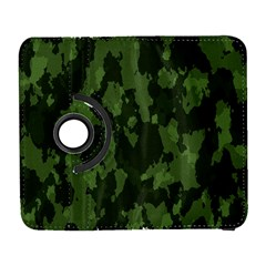 Camouflage Green Army Texture Galaxy S3 (flip/folio) by Simbadda