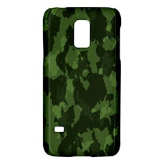 Camouflage Green Army Texture Galaxy S5 Mini by Simbadda