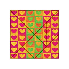 Pattern Acrylic Tangram Puzzle (4  X 4 ) by Valentinaart