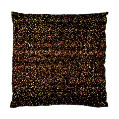 Pixel Pattern Colorful And Glowing Pixelated Standard Cushion Case (one Side) by Simbadda