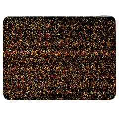 Pixel Pattern Colorful And Glowing Pixelated Samsung Galaxy Tab 7  P1000 Flip Case by Simbadda