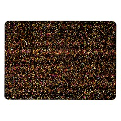 Pixel Pattern Colorful And Glowing Pixelated Samsung Galaxy Tab 10 1  P7500 Flip Case by Simbadda