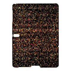 Pixel Pattern Colorful And Glowing Pixelated Samsung Galaxy Tab S (10 5 ) Hardshell Case  by Simbadda