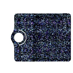 Pixel Colorful And Glowing Pixelated Pattern Kindle Fire Hdx 8 9  Flip 360 Case by Simbadda
