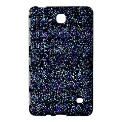 Pixel Colorful And Glowing Pixelated Pattern Samsung Galaxy Tab 4 (7 ) Hardshell Case