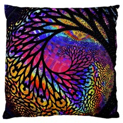 3d Fractal Mandelbulb Standard Flano Cushion Case (two Sides) by Simbadda