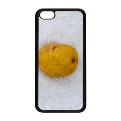 Hintergrund Salzkartoffel Apple Iphone 5c Seamless Case (black) by wsfcow