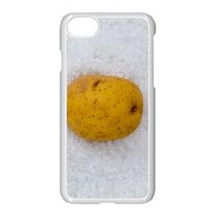 Hintergrund Salzkartoffel Apple Iphone 7 Seamless Case (white) by wsfcow