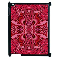 Secret Hearts Apple Ipad 2 Case (black) by Simbadda