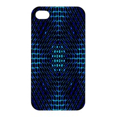 Vibrant Pattern Colorful Seamless Pattern Apple Iphone 4/4s Hardshell Case by Simbadda