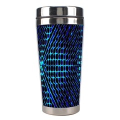 Vibrant Pattern Colorful Seamless Pattern Stainless Steel Travel Tumblers by Simbadda