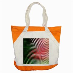 Watermelon Dream Accent Tote Bag by Simbadda