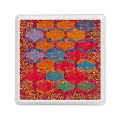 Abstract Art Pattern Memory Card Reader (square)  by Simbadda