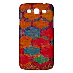 Abstract Art Pattern Samsung Galaxy Mega 5 8 I9152 Hardshell Case  by Simbadda