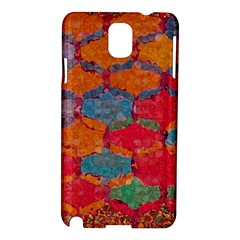 Abstract Art Pattern Samsung Galaxy Note 3 N9005 Hardshell Case by Simbadda