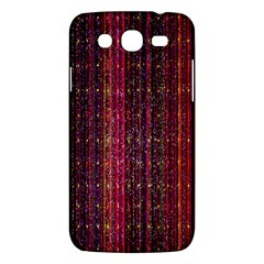 Colorful And Glowing Pixelated Pixel Pattern Samsung Galaxy Mega 5 8 I9152 Hardshell Case  by Simbadda