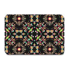 Abstract Elegant Background Pattern Plate Mats by Simbadda