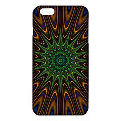 Vibrant Colorful Abstract Pattern Seamless Iphone 6 Plus/6s Plus Tpu Case by Simbadda