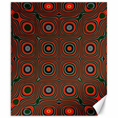 Vibrant Pattern Seamless Colorful Canvas 20  X 24   by Simbadda