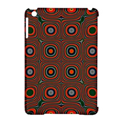 Vibrant Pattern Seamless Colorful Apple Ipad Mini Hardshell Case (compatible With Smart Cover) by Simbadda