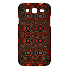 Vibrant Pattern Seamless Colorful Samsung Galaxy Mega 5 8 I9152 Hardshell Case  by Simbadda