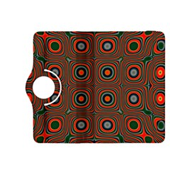 Vibrant Pattern Seamless Colorful Kindle Fire Hdx 8 9  Flip 360 Case by Simbadda