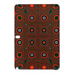 Vibrant Pattern Seamless Colorful Samsung Galaxy Tab Pro 12 2 Hardshell Case by Simbadda