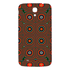 Vibrant Pattern Seamless Colorful Samsung Galaxy Mega I9200 Hardshell Back Case by Simbadda