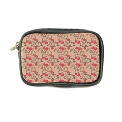 Vintage Flower Pattern  Coin Purse by TastefulDesigns