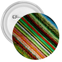 Colorful Stripe Extrude Background 3  Buttons by Simbadda