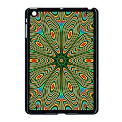 Vibrant Seamless Pattern  Colorful Apple Ipad Mini Case (black) by Simbadda
