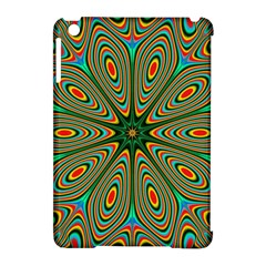 Vibrant Seamless Pattern  Colorful Apple Ipad Mini Hardshell Case (compatible With Smart Cover) by Simbadda