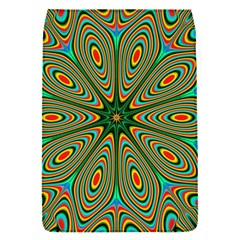 Vibrant Seamless Pattern  Colorful Flap Covers (s)  by Simbadda