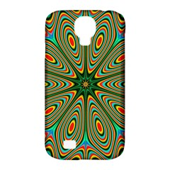 Vibrant Seamless Pattern  Colorful Samsung Galaxy S4 Classic Hardshell Case (pc+silicone) by Simbadda