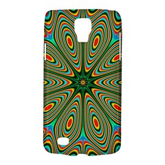 Vibrant Seamless Pattern  Colorful Galaxy S4 Active by Simbadda