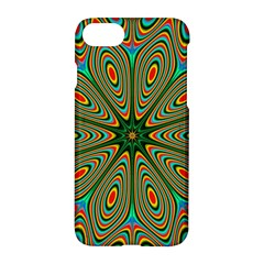Vibrant Seamless Pattern  Colorful Apple Iphone 7 Hardshell Case by Simbadda