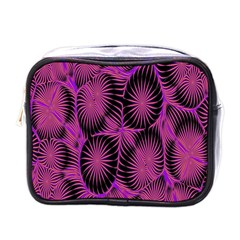 Self Similarity And Fractals Mini Toiletries Bags by Simbadda