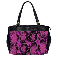 Self Similarity And Fractals Office Handbags (2 Sides)  by Simbadda