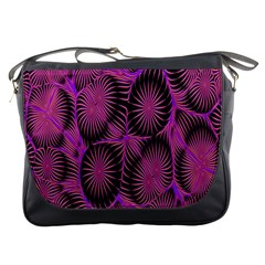 Self Similarity And Fractals Messenger Bags by Simbadda