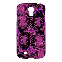 Self Similarity And Fractals Samsung Galaxy S4 I9500/i9505 Hardshell Case by Simbadda