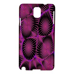 Self Similarity And Fractals Samsung Galaxy Note 3 N9005 Hardshell Case by Simbadda