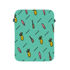 Guitar Pineapple Apple Ipad 2/3/4 Protective Soft Cases by Alisyart