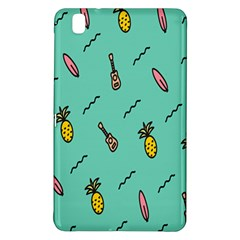Guitar Pineapple Samsung Galaxy Tab Pro 8 4 Hardshell Case by Alisyart