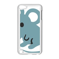 Mouse Apple Ipod Touch 5 Case (white) by Alisyart