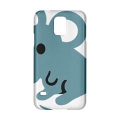 Mouse Samsung Galaxy S5 Hardshell Case  by Alisyart