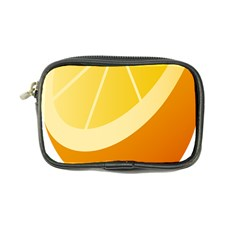 Orange Lime Yellow Fruit Fress Coin Purse by Alisyart